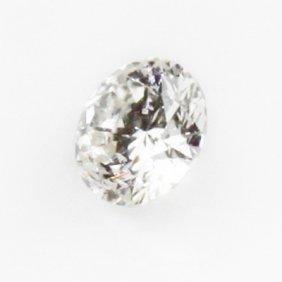 0.50 CTW DIAMOND ROUND J-K,S2/I1