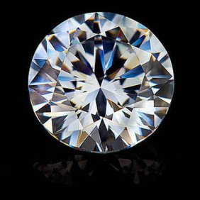 Diamond EGL Cert.ID:3111421215 Round 1.50 Ctw I, VS2