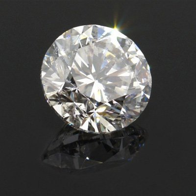 Diamond EGL Cert. ID: 2162096834 Round 2.20 ctw D, SI2