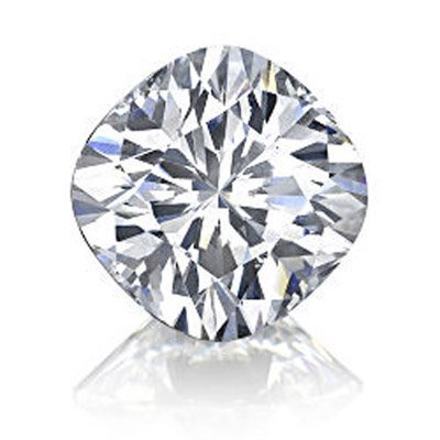 Diamond GIA Cert.ID:6127600390 Cushion 0.56 ctw G, VVS1