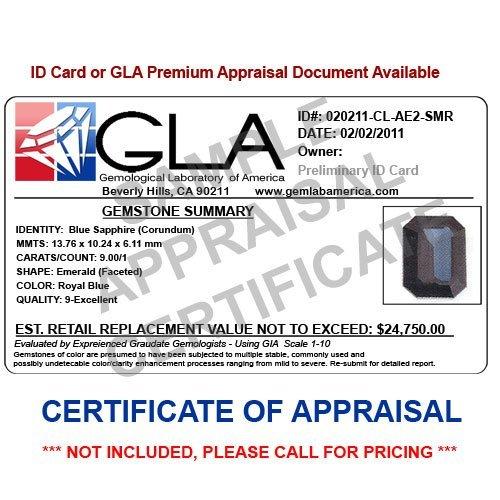 GIA Certified Emerald Cut Diamond 1.01 ctw G VS2 - 2