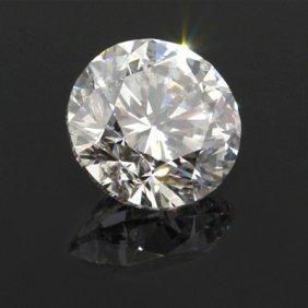 Diamond EGL Cert. ID: 3127041725 Round 2.09 Ctw H, SI2