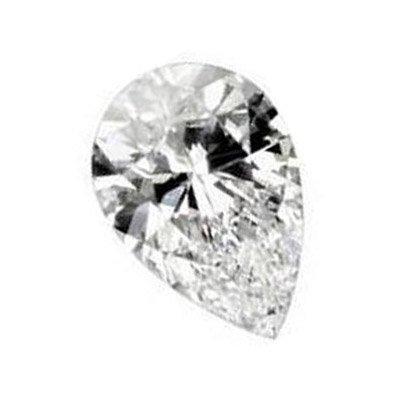 Diamond EGL Cert. ID: 3012202414 Pear 4.62 ctw G, SI2