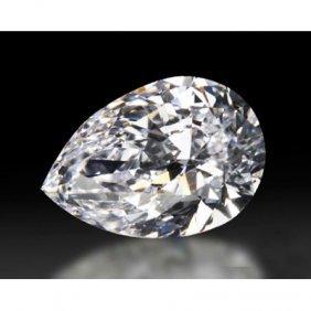 Diamond GIA Cert.ID:2116973739 Pear 0.51 ctw E, SI1
