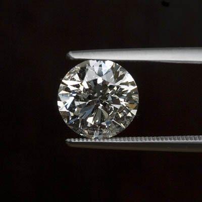 0.71 ctw Diamond Round H-I S2/I1