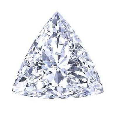 Diamond GIA Certified Modified Triangular 1.52 ct G,SI2
