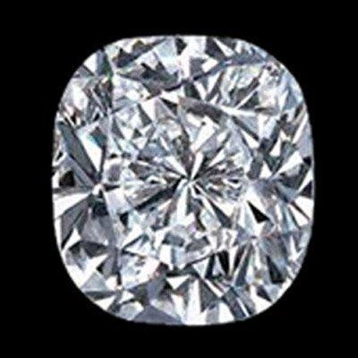 GIA Certified Cushion Cut Diamond 1.00 ctw G SI1