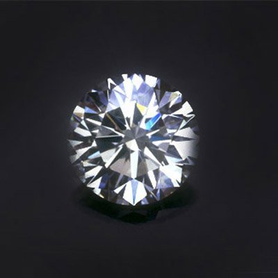 Diamond EGL Certified Round 1.15 ctw F, SI2