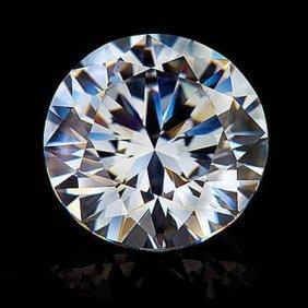 Diamond EGL Certified Round 0.90 Ctw F,SI2