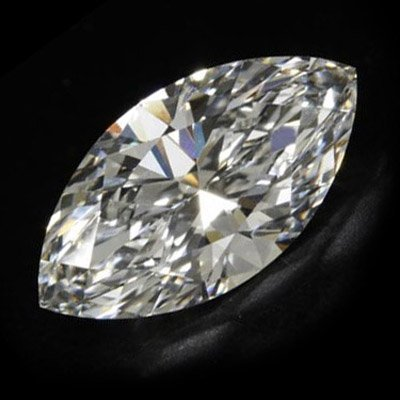 Diamond EGL Certified Marquisse 1.17 ctw E, SI2