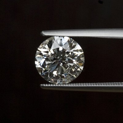 Diamond EGL Cert. ID: 3201762826 Round 2.14 ctw F, VS2