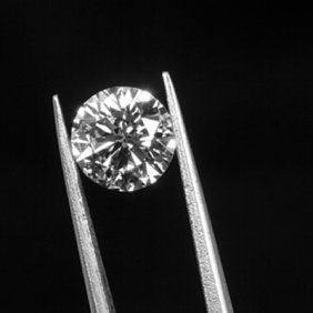 Diamond GIA Certificate# 6147096027 Round 1.01ct H,SI2