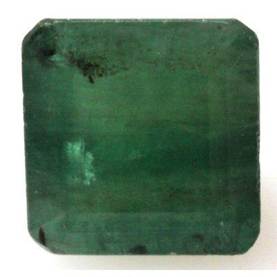 Natural 2.76ctw Emerald Emerald Cut Stone