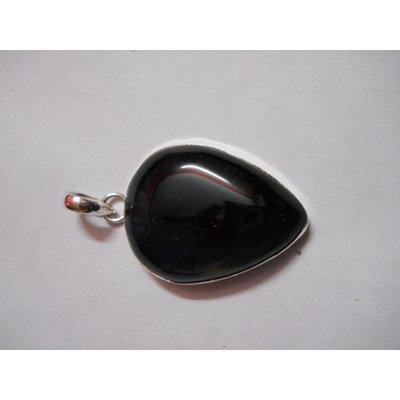 50.00 ctw Black Onex Pendant