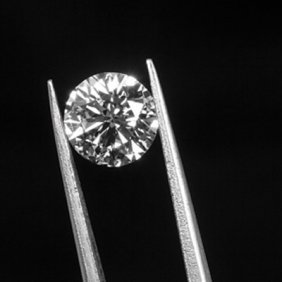 Diamond EGL Cert. ID: 215901624 Round 2.02 Ctw D, SI2