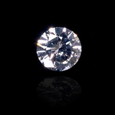 Diamond EGL Cert. ID:3104305117 Round 1.12 ctw F, Si2