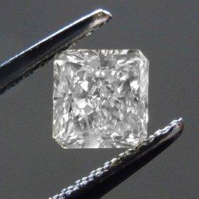 Diamond GIA Cert.ID:2121641333 Square 1.20 Ctw K, VSS1