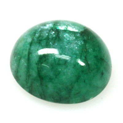 Natural 6.99ctw Emerald Oval Stone