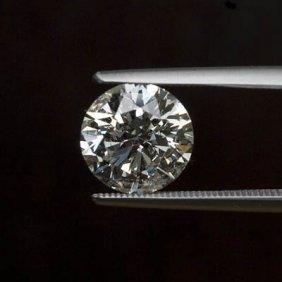 0.82 Ctw Diamond Round H-I S2/I1