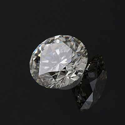 Diamond EGL Certfied Round 0.90 ctw H, SI1