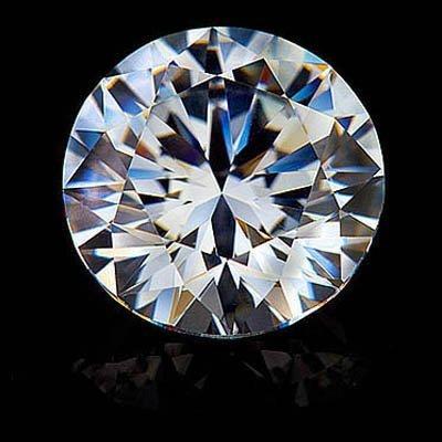 Diamond EGL Cert. Round 1.18 ctw H, SI2