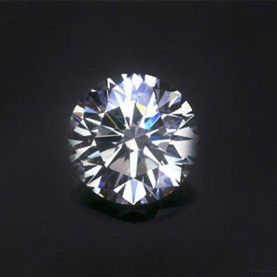 Diamond EGL Certified Round 1.27 ctw E, SI2