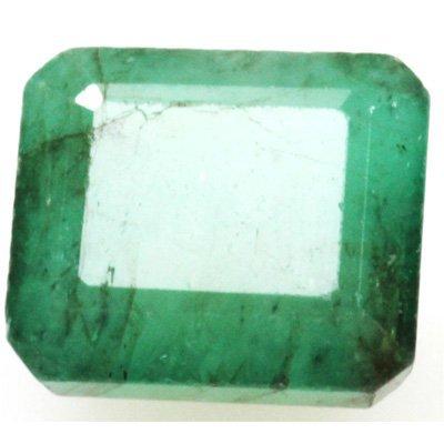 Natural 2.53ctw Emerald Emerald Cut Stone