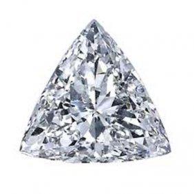 DIAMOND EGL CERTIFIED Triangle 2.00 CTW G, SI2