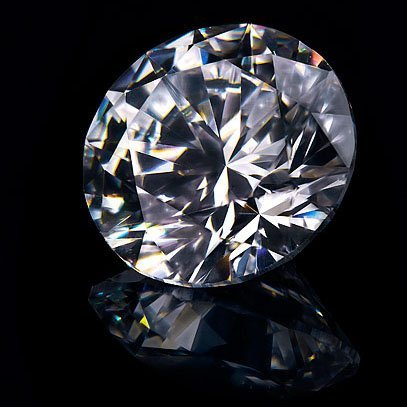 DIAMOND EGL CERTIFIED Round 3.02 CTW G, VS2