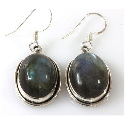 8.72g Semi-Precious Stone Earrings