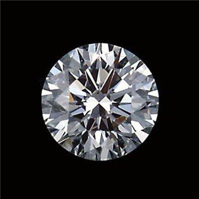 Diamond EGL Cert. Round 4.36 ctw H, VS1