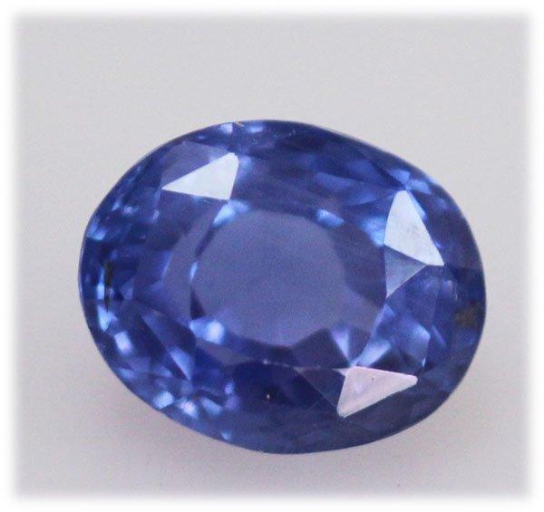 CERTIFIED GENUINE 4.43 CTW BLUE SAPPHIRE