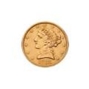US $5 Liberty Gold Coins XF 1878-S