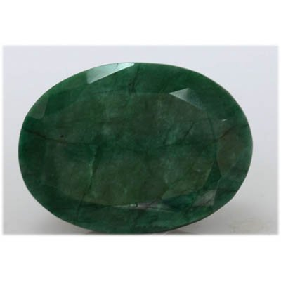 Natural 202.40 Ctw African Emerald Long Oval