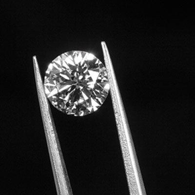 Diamond EGL Cert. Round 2.02 ctw J, VS1