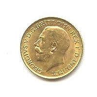 English Sovereign (King or Queen) Gold Coin Our Choice