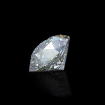 Diamond EGL Cert. Round 1.62 ctw D, Si3