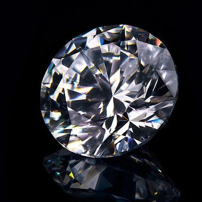 Diamond GIA Cert. 0.50ct G, Int. Flawless