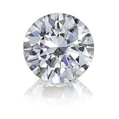 GIA 0.50 CTW ROUND DIAMOND I,VS1
