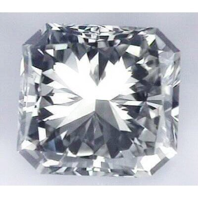 Diamond EGL Cert. Princess 0.70 ct H, VS1