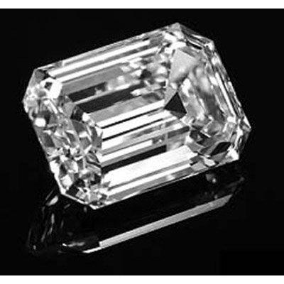 Diamond GIA Cert. Emerald 1.01 ctw E, VVS2