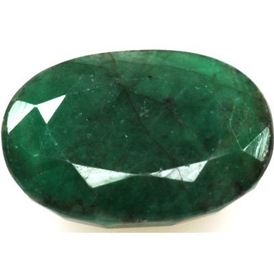 Natural 2.58ctw Emerald Oval Stone