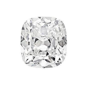CERT. 1.04 CTW CUSHION MODIFIED BRILLIANT DIAMOND I/VS