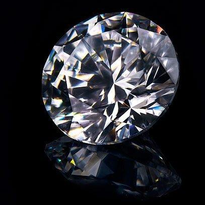 DIAMOND EGL CERTIFIED Round 5.41 CTW H, VS2