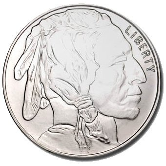 Assorted Silver Bullion 1 oz Round .999 fine