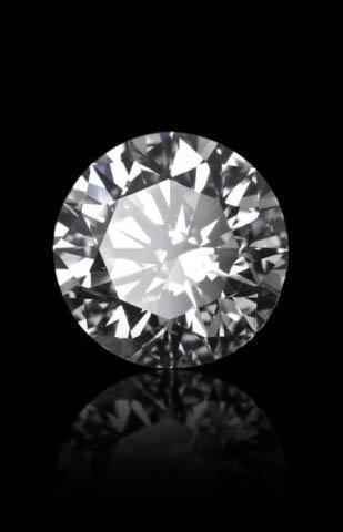 0.78 CTW EGL CERT. DIAMOND F/SI2