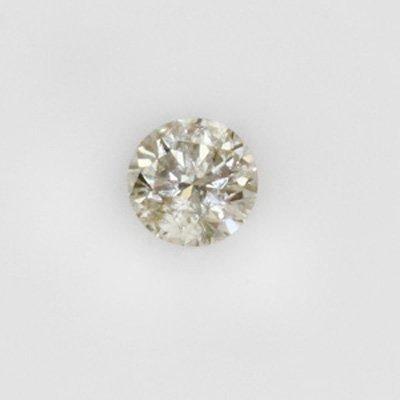 0.13 CTW DIAMOND ROUND J-K,S2/I1