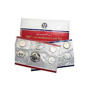 Uncirculated Mint Set 1988