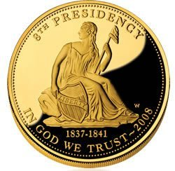 First Spouse 2008 Van Burens Liberty Proof