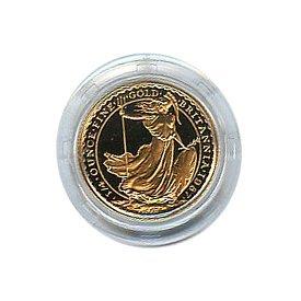 UK Britannia Quarter Ounce (dates our choice)
